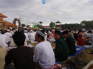 ramadan in singaraja